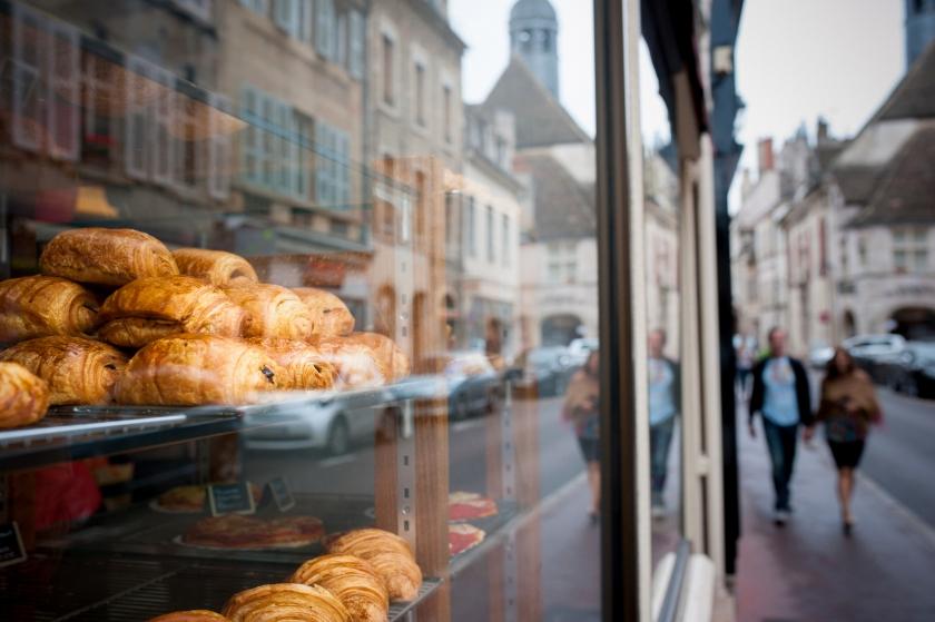 Boulangerie in France